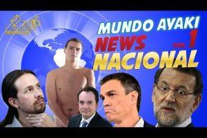 MundoAyaki News Nacional Portaa